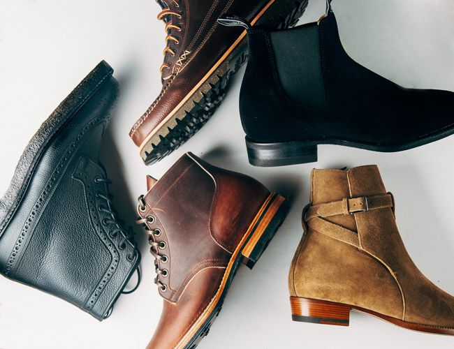 The 50 Best Boots for Men