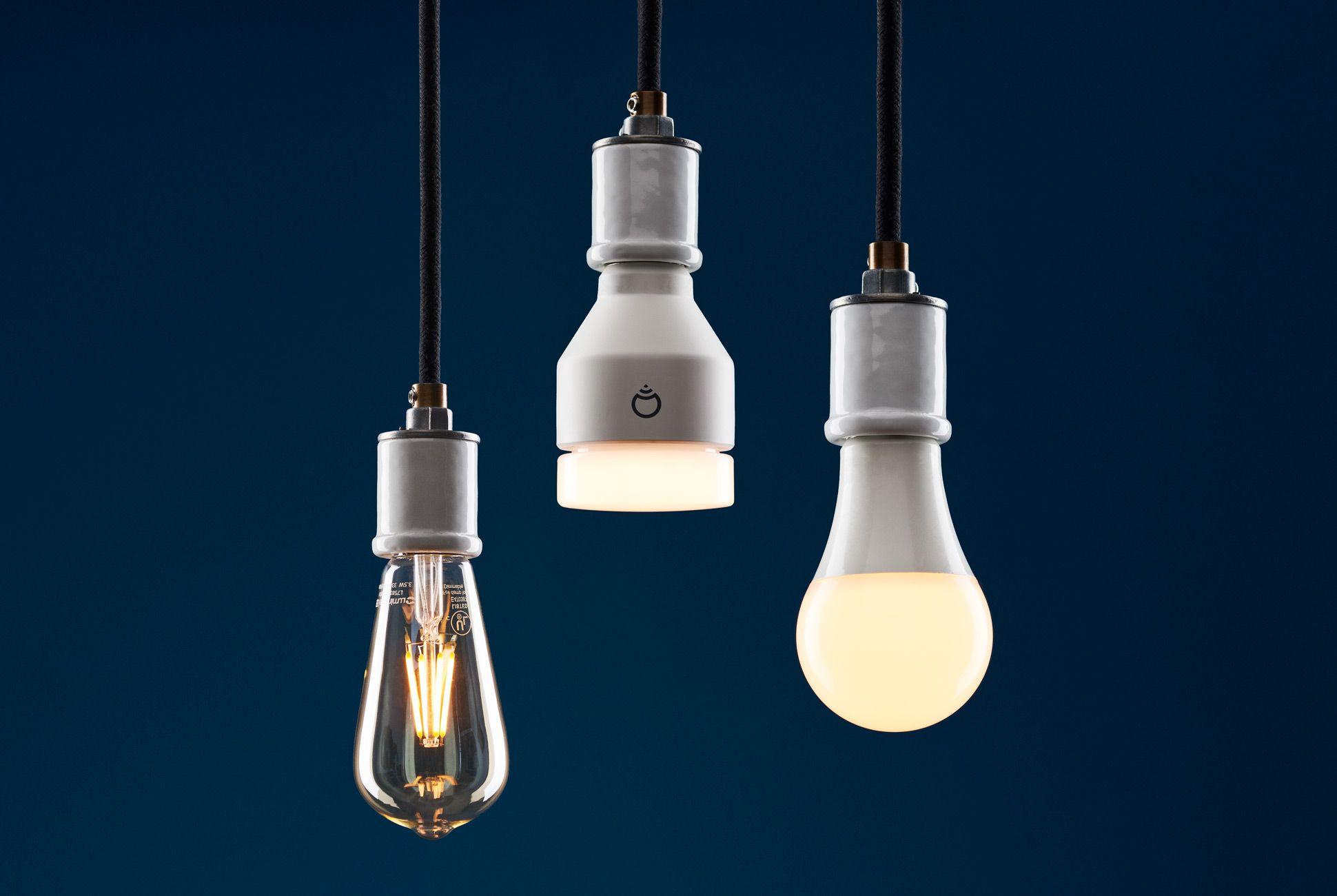 Light Bulbs For A Calm And Cozy Living