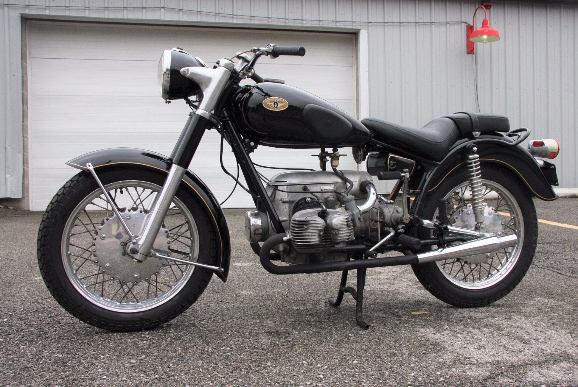 Found 5 Incredibly Affordable Vintage Motorcycles Anyone