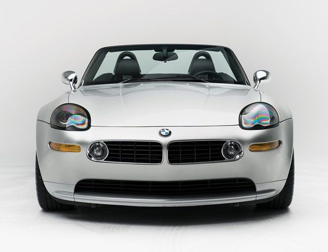 You Can Buy Steve Jobs' Actual BMW Z8