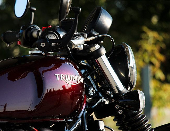 Triumph Builds the Most Beautiful Motorcycle In Production Today