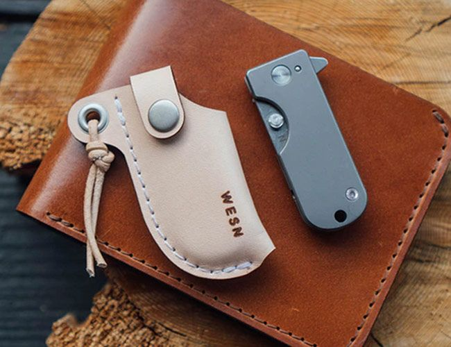 This Startup Is Making an EDC Pocket Knife You'll Actually Use