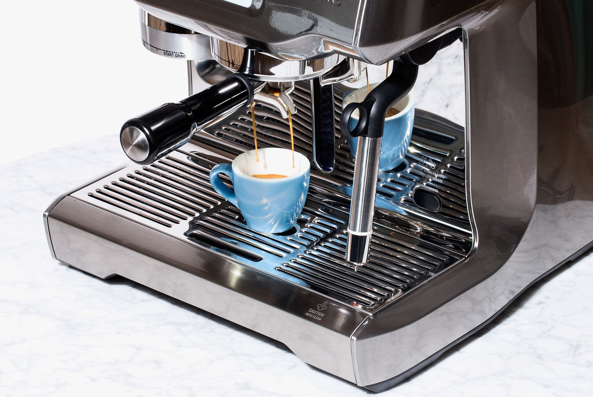 What A Coffee Pro Thinks Of The Breville Oracle Touch Gear
