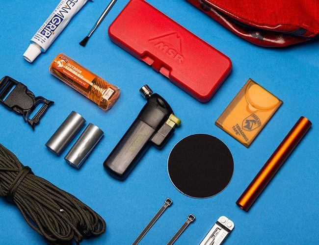 The Ultimate Outdoor Gear Repair Kit