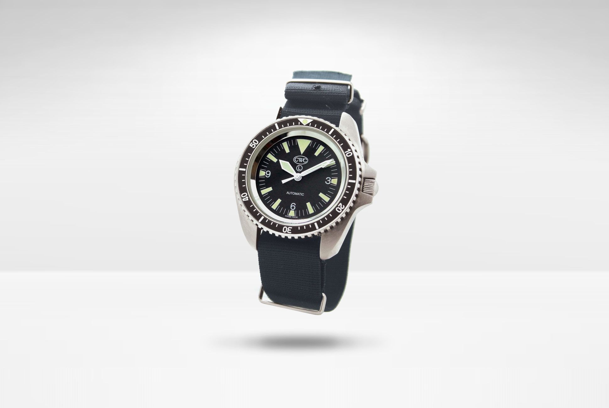 CWC Royal Navy Diver