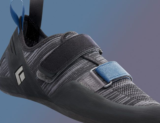 Taking a Hint from Nike, Black Diamond Releases a New Shoe Built for the Future of Rock Climbing