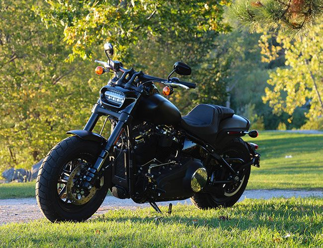The New Harley-Davidson Fat Bob Takes a Step in the Right Direction