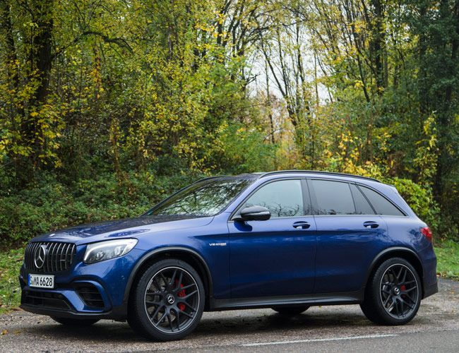 Mercedes-AMG GLC 63 S Review: Ridiculously Over-the-Top Fun