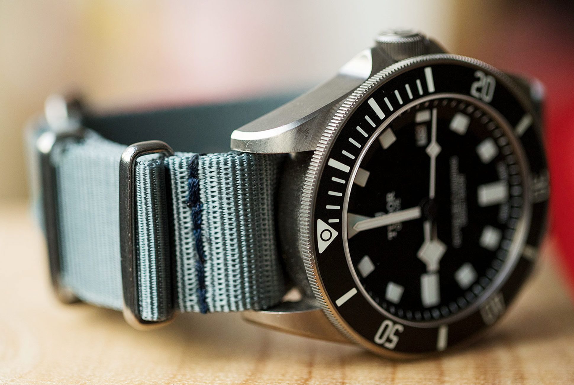 The History of the NATO Watch Strap \u2022 Gear Patrol