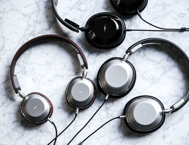 Shinola's First-Ever Headphones Are Made of Leather and Steel, and Sound Like a Dream