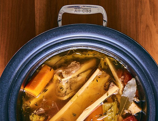 To Get the Most From Your Slow Cooker, Make Bone Broth