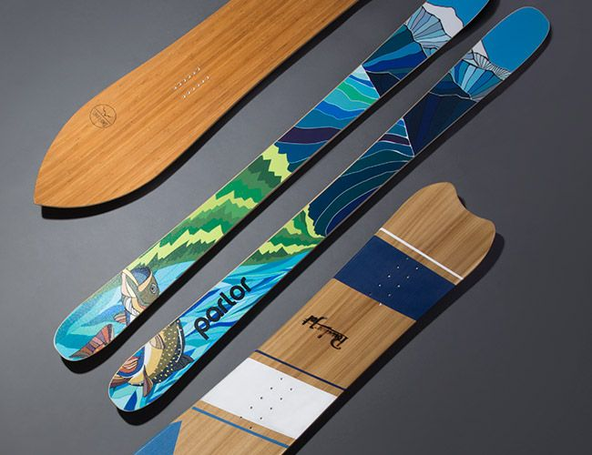 The Best Handmade Skis and Snowboards for Small-Batch Shredding