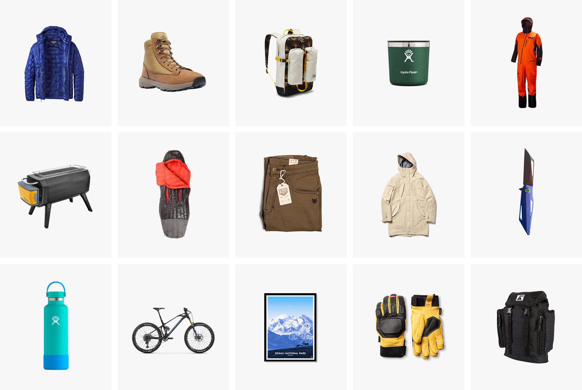 Peachy 50 New And Notable Outdoor Products Released In 2017 Gear Inzonedesignstudio Interior Chair Design Inzonedesignstudiocom