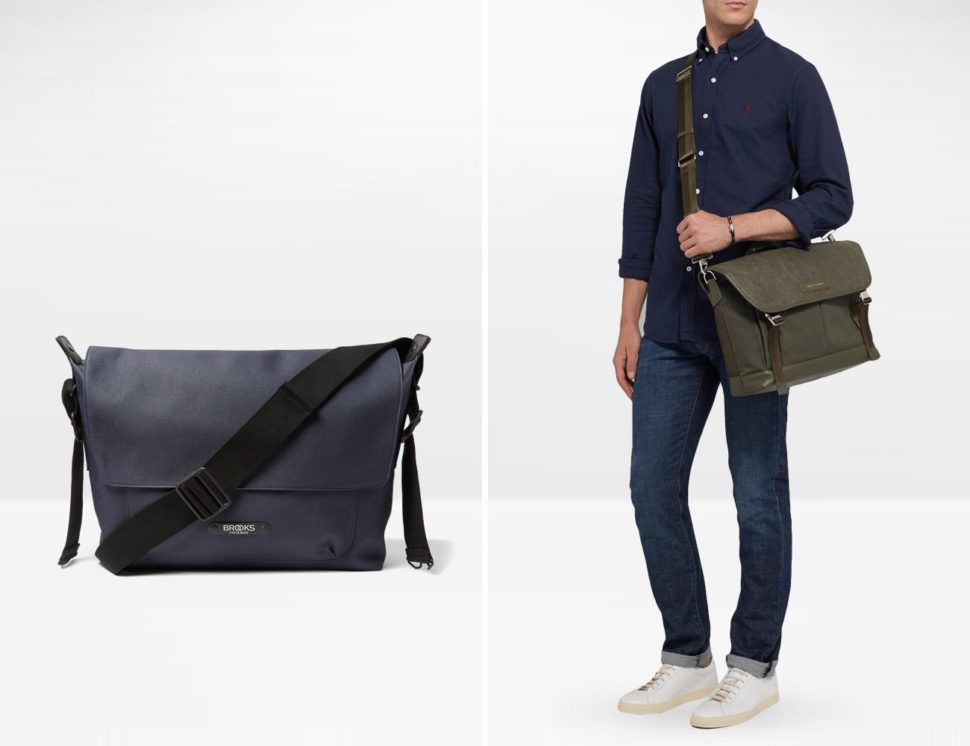 10 Messenger Bags to Replace Your Backpack