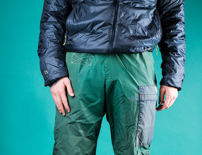 Why These Ugly, Non-Waterproof Pants Are the Pinnacle of Outdoor Gear