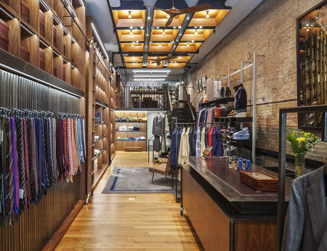 The 10 Best Menswear Shops in New York City Right Now