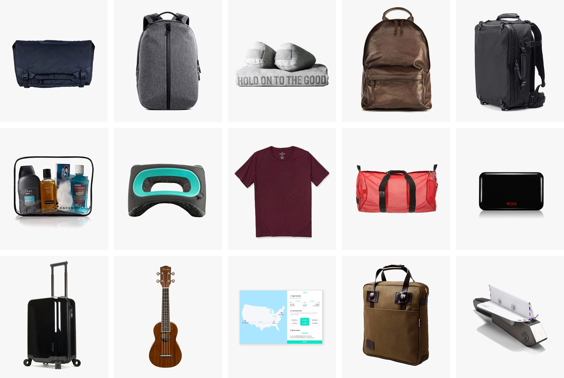 46 New and Notable Travel Releases in 2017 Gear Patrol