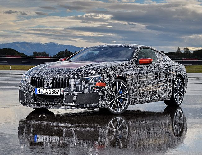 The New 8-Series Is the Best Looking Big Two-Door from BMW in Decades
