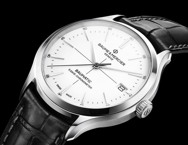 Baume & Mercier's New Watch Might Be the Most Advanced Timepiece in Its (Low) Price Range