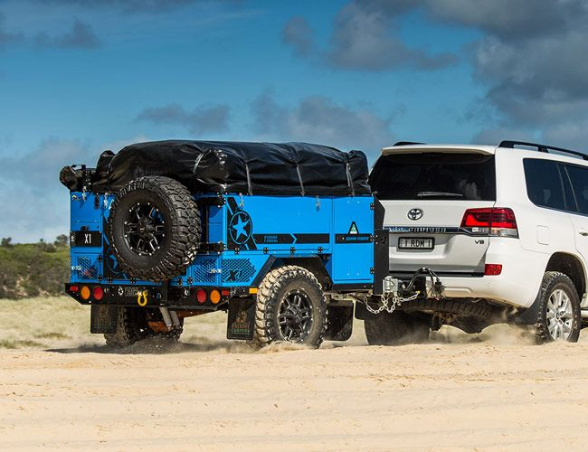 The 6 Best Off-Road Trailers of 2018 • Gear Patrol