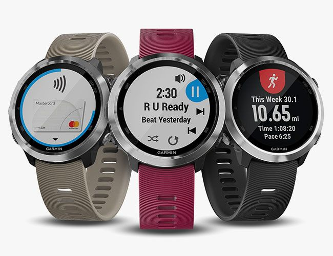 Garmin's New Forerunner 645 Lets You Store Up to 500 Songs