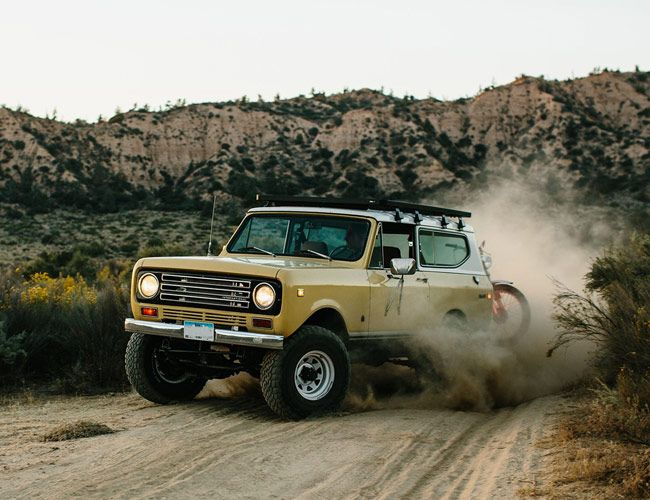Get a Custom, Better-Than-New International Scout for $65,000