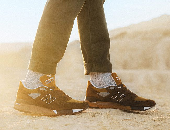 Exclusive: J.Crew x New Balance Launch National Parks-Inspired Sneaker