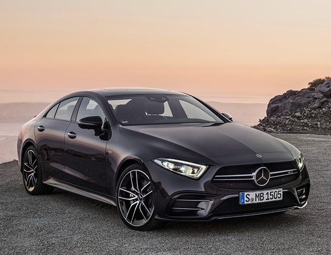 3 New Mercedes-AMG Sport Sedans and Coupes Just Launched at the Detroit Auto Show