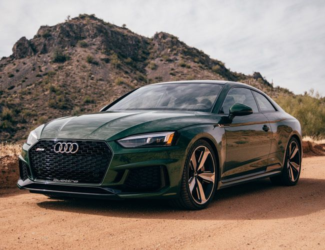 The New Audi RS5's Aggressive V6 Easily Rivals BMW, Mercedes