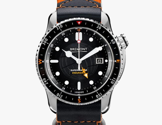 This GMT Watch Is Built for the One of the World's Harshest Environments
