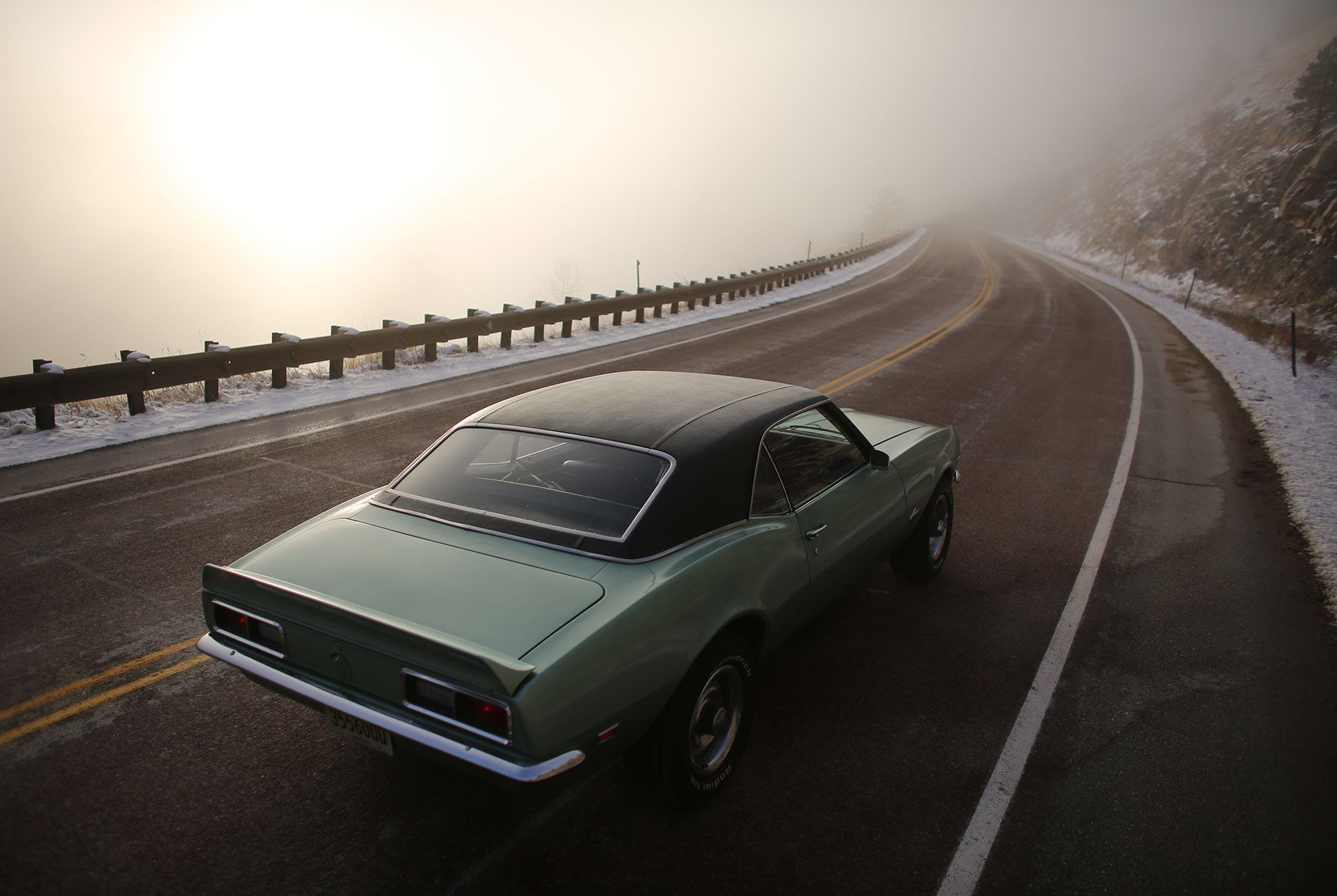 Chevy Camaro Lease >> The Ultimate Road Trip and a 1967 Chevy Camaro • Gear Patrol