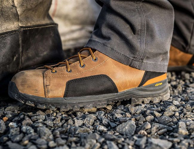 Danner's New Work Boot Needs No Break In