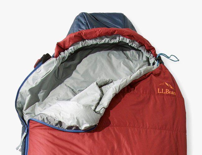 L.L.Bean's New Sleeping Bag Uses Insulation Originally Developed for NASA