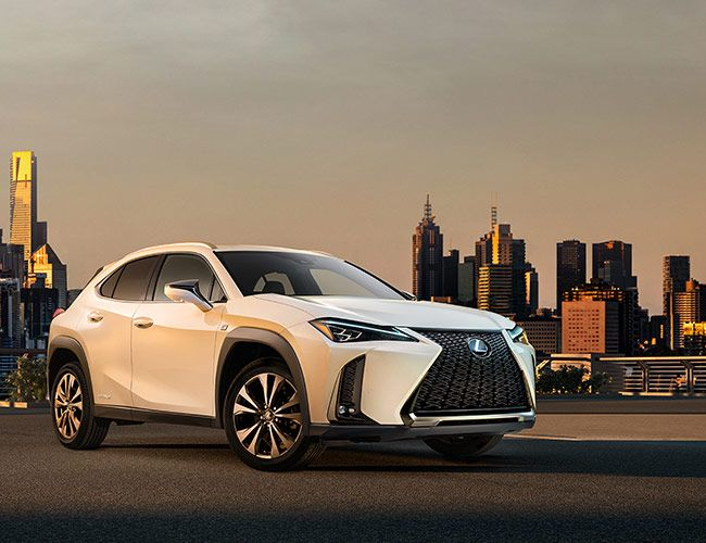 At $33K, the Lexus UX Is the Premium Brand's Most Affordable Car