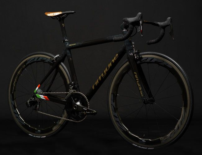Take A Look At Conor McGregor's World Champ-Worthy Road Bike
