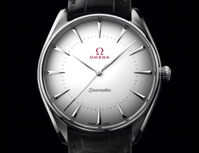 Omega Invokes the Classic Seamaster With a Collection of Olympic Watches