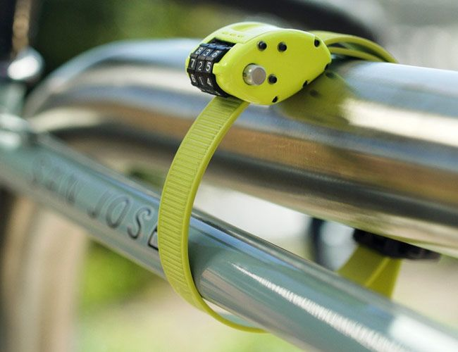 This Ultra-Slim Bike Lock Got a Redesign, and Now It's Nearly Perfect