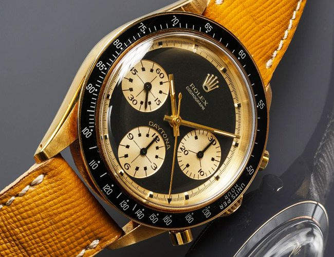 Feast Your Eyes on 3 Ultra-Rare Rolex Daytonas Selling at Auction This Spring