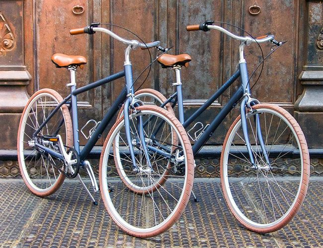 Priority Launches a Cruiser Bike You'll Never Need to Take to the Shop
