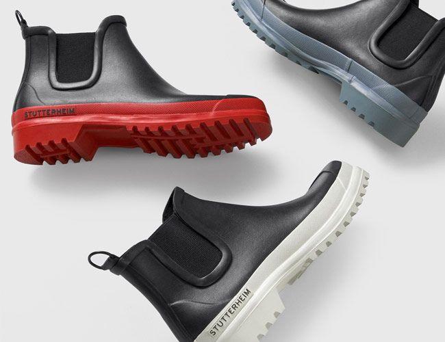 Swedish Rain Boots That Won't Cramp Your Style