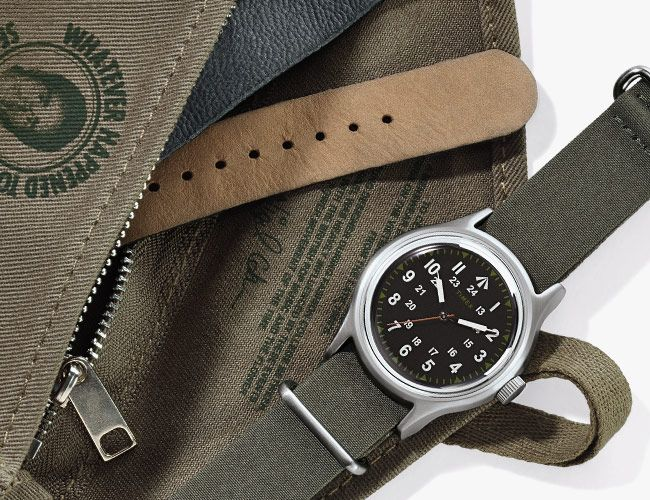 Timex Releases Another Military-Inspired Field Watch