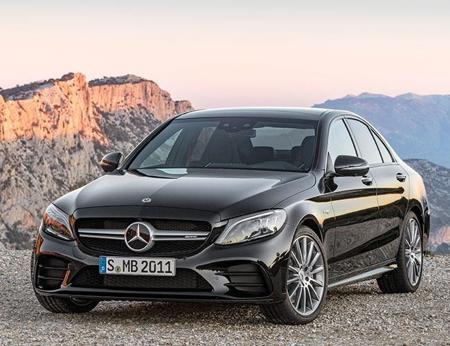 The Entry-Level Mercedes-AMG C43 Gets a Few Upgrades for 2019