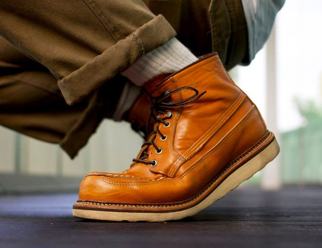 6 Red Wing Heritage Styles You Can't Buy in America