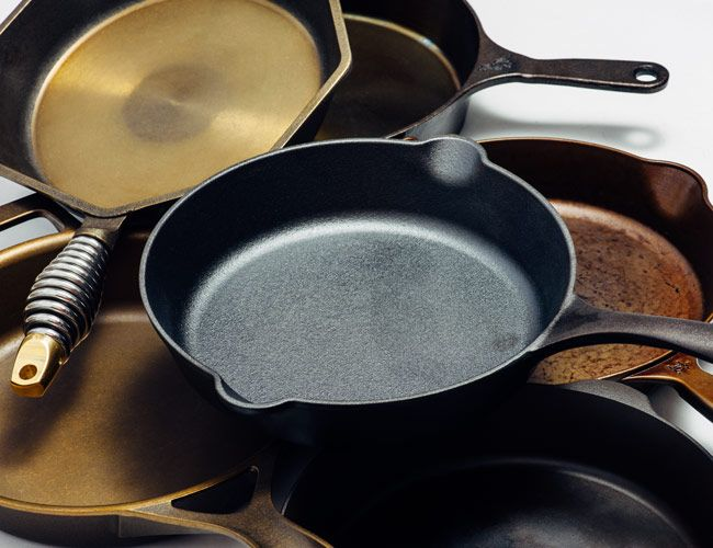 Everything You Need to Know About Cast-Iron Skillets