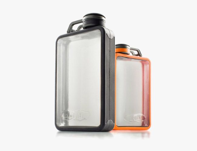 This New Flask Is Perfect for Taking into the Woods