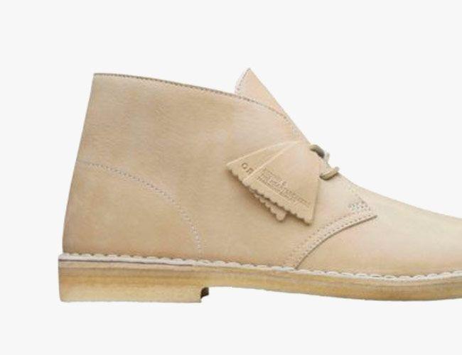 A Cult Japanese Brand Makes the Clarks Desert Boot Interesting Again
