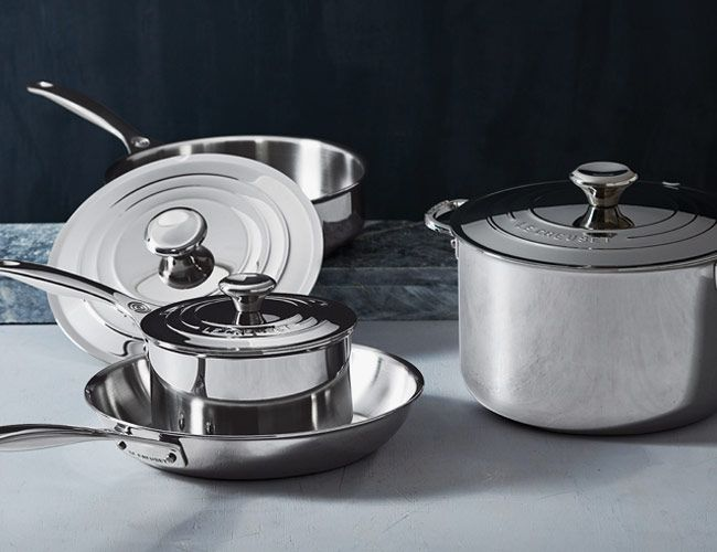 Le Creuset Stainless Steel Collection