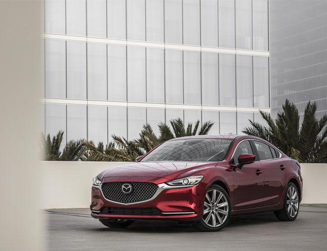 The New Mazda 6