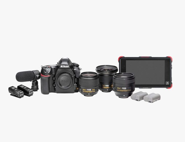 Nikon's New D850 Kit Is Great Value for Filmmakers and Videographers