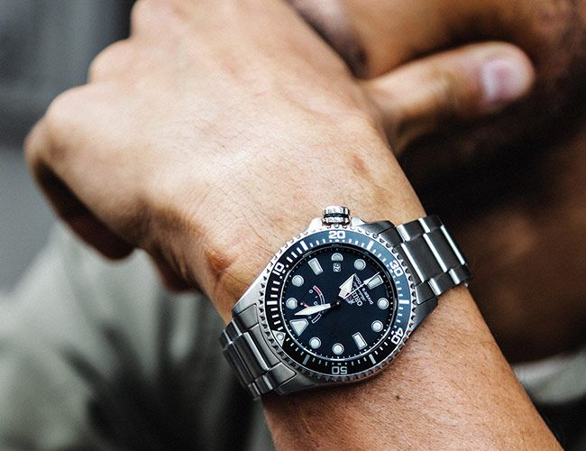 This Affordable Japanese Dive Watch Is Your New Gateway Into Collecting. And It's Not a Seiko